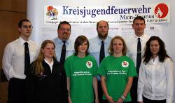 Ausschuss Kreisjugendfeuerwehrtag 2011
